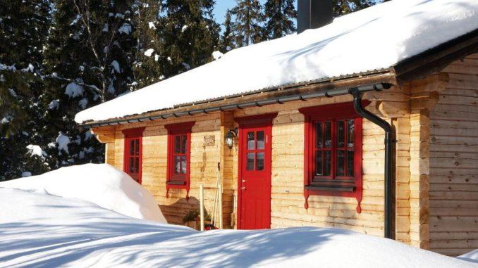 Galå Fjällgård Ferienhaus im Fjäll