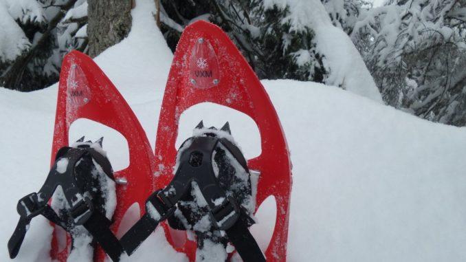 Schneeschuhe Test Inook VXM