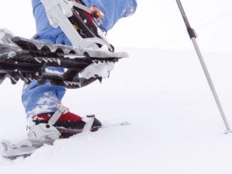 Schneeschuhwandern mit Inook Schneeschuhen