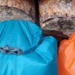 wasserdicht verschlossen Packsack