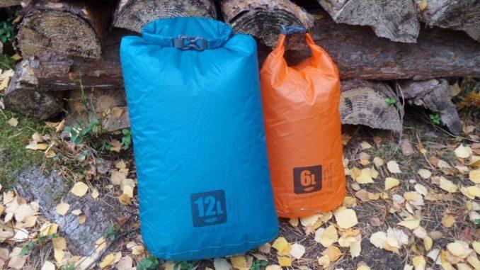 Packsack wasserdicht ultraleicht