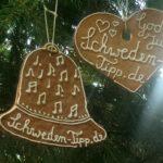 Weihnachtsbaumschmuck Pepparkaka
