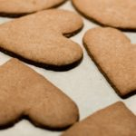 Pepparkaka Herz Keks