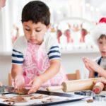 schwedische Pfefferkuchen backen mit Kindern