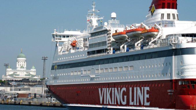 Viking Line Stockholm - Helsinki