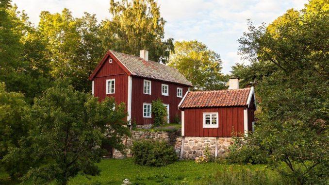Ferienhaus in Småland finden