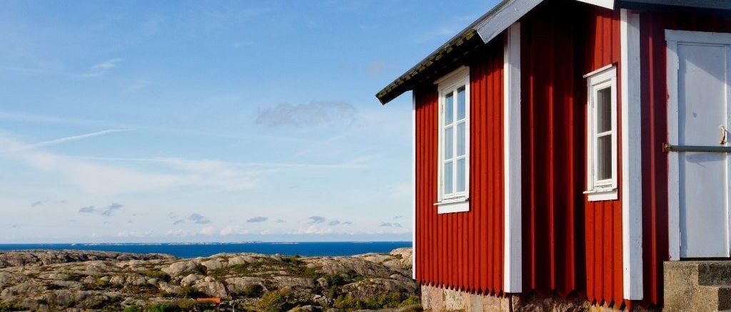 Ferienhaus schwedische Westküste