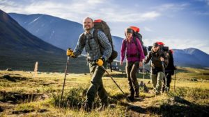 Fjällräven Classic Wanderung Trekking