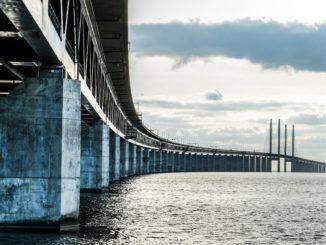 Ohne Fähre nach Schweden über die Öresundbrücke