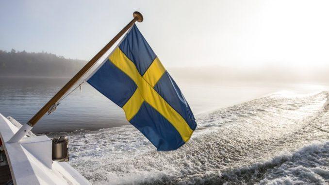 Fähre nach Schweden