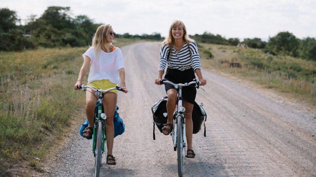 fahrradfahren in schweden fernradwege trails radwege. Black Bedroom Furniture Sets. Home Design Ideas