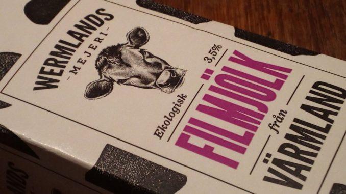 Filmjölk ist Sauermilch aus Schweden