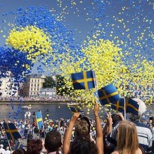 Nationalfeiertag Schweden 06. Juni