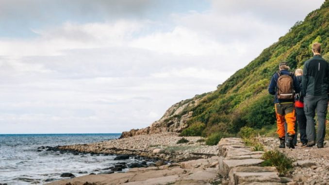 Wandern in Skåne